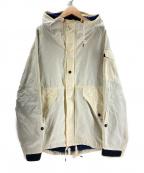 narifuri(ナリフリ)の古着「エクワックスパーカー」 ホワイト
