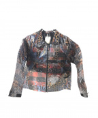 doublet(ダブレット)の古着「lenticular jacket」 マルチカラー