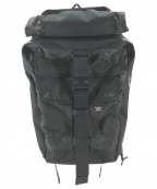 MISSION WORKSHOP(ミッションワークショップ)の古着「THE VANDAL バックパック」 ブラック×カモ柄