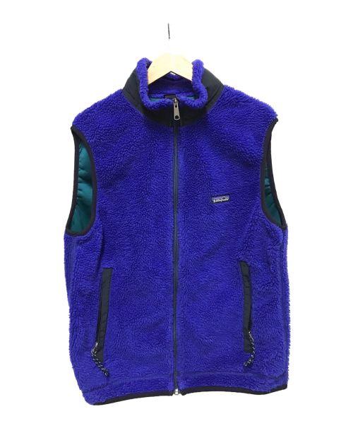 Patagonia(パタゴニア)Patagonia (パタゴニア) レトロXベスト ブルー サイズ:Lの古着・服飾アイテム