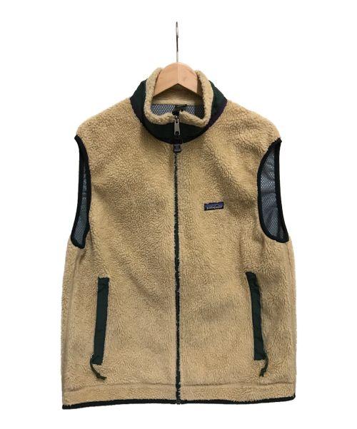 Patagonia(パタゴニア)Patagonia (パタゴニア) レトロXベスト ナチュラル サイズ:Lの古着・服飾アイテム