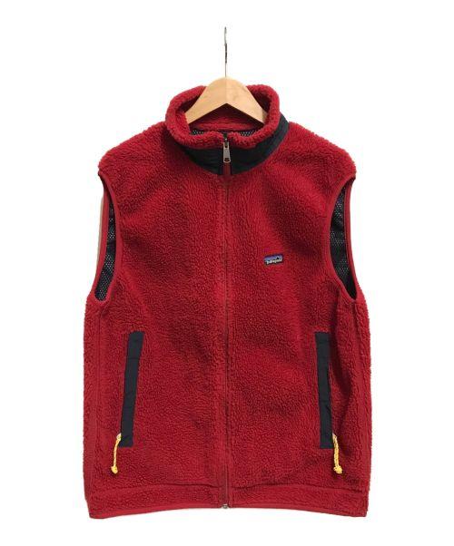 Patagonia(パタゴニア)Patagonia (パタゴニア) レトロXベスト レッド サイズ:Lの古着・服飾アイテム