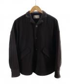 TROVE(トローブ)の古着「ジャケット」|ブラウン