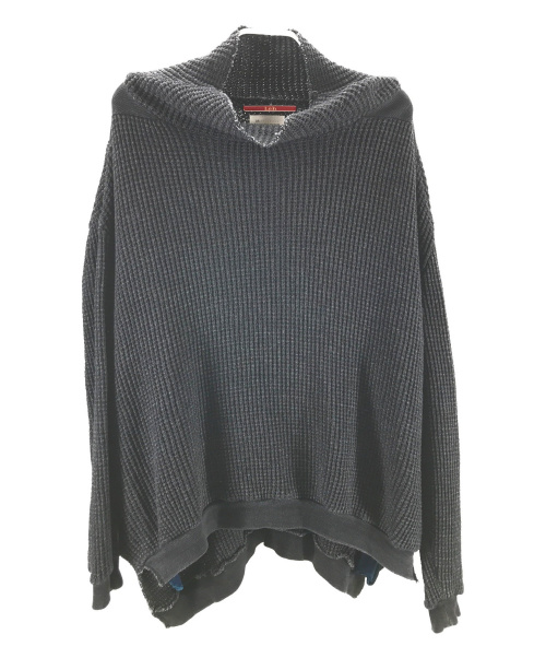 Leh(レー)LEH (レー) Beatnik Turtle Sweater ブラック サイズ:Mの古着・服飾アイテム