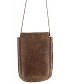 ()の古着「purse bag」 ブラウン