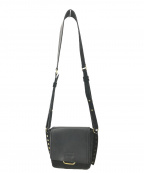 ISABEL MARANT(イザベルマラン)の古着「アスリー スモールレザーショルダーバッグ」|ブラック