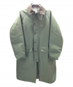 Barbour(バブアー)の古着「NEW BURGHLEY JACKET 2 LAYER」|オリーブ