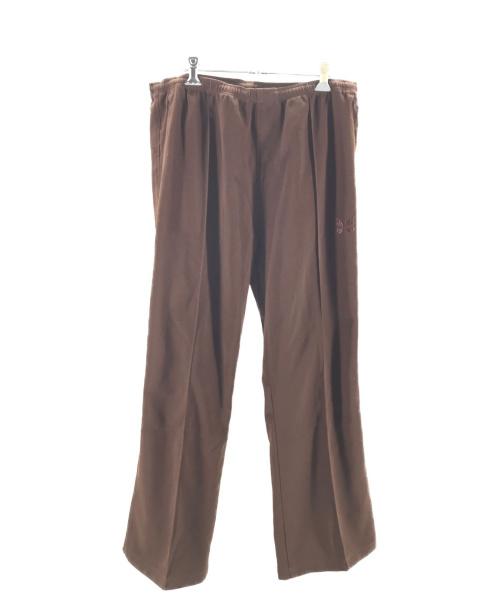 Needles(ニードルス)Needles (ニードルス) W.U. Boot-Cut Pant ブラウン サイズ:L 20SSの古着・服飾アイテム
