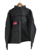 NIKE(ナイキ)の古着「JORDAN 23ENG FULLZIP JACKET」|ブラック