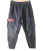 NIKE(ナイキ)の古着「JORDAN 23ENG CARGO PANTS」 ブラック