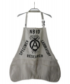 NEIGHBORHOOD(ネイバーフッド)の古着「SRL.TOOLS/C-APRON」|アイボリー