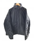 flagstuff(フラグスタフ)の古着「3LAYER JKT」|ブラック