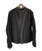 ()の古着「ライダースジャケット」 ブラウン