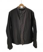 FENDI(フェンディ)の古着「ライダースジャケット」|ブラウン