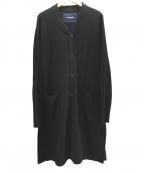 whiz limited(ウィズリミテッド)の古着「ロングカーディガン」 ブラック