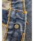 中古・古着 LEVIS (リーバイス) 517 ブーツカットデニム ブルー サイズ:表記無し 66前期 ボタン裏16:14800円