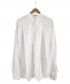 Hed Mayner(ヘド メイナー)の古着「オーバーサイズシャツ」|ホワイト