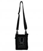 UNDERCOVER(アンダーカバー)の古着「ショルダーバッグ」|ブラック