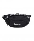 SUPREME()の古着「18SS Waist Bag」 ブラック