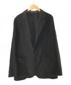 MANDO(マンドー)の古着「イージージャケット」|ブラック