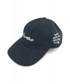NEIGHBORHOOD×Anti Social Social Club(ネイバーフッド×アンチソーシャルクラブ)の古着「キャップ」|ブラック