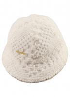 MARINE SERRE(マリーンセル)の古着「バケットハット」|ホワイト