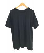 ()の古着「Tsujigiri cut and sewn」 ブラック