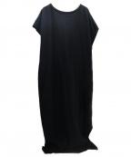 CITYSHOP(シティショップ)の古着「BACK LACE UP DRESS」|ブラック