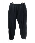 ()の古着「SWEAT PANTS」 ブラック
