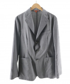 BARENA(バレナ)の古着「PIERO TELA ジャケット」|グレー
