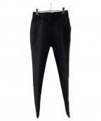MSGM(エムエスジーエム)の古着「テーパードパンツ」|ブラック