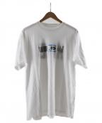 uniform experiment(ユニフォームエクスペリメント)の古着「HND AIRLINE TAG TEE」|ホワイト