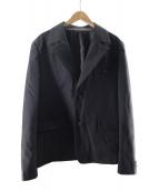 ()の古着「Workaholic Utility Jacket」 ブラック