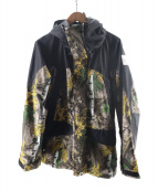 ()の古着「FOREST CAMO SNOWBOARD JACKET」 ブラック