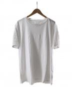 Maison Margiela10(メゾンマルジェラ10)の古着「バックプリントTee」|ホワイト