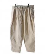 NAUTICA(ノーティカ)の古着「TOO BIG Basic Chino Pants」|アイボリー
