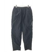 ()の古着「WALLET PANTS packable」 ブラック