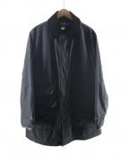 POLO RALPH LAUREN(ポロ・ラルフローレン)の古着「ハンティングコート」|ネイビー