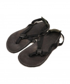 HENDER SCHEME(エンダースキーマ)の古着「device strap sandal」|ブラック