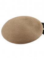 shinonagumo(シノナグモ)の古着「Charlotte ベレー帽」|ベージュ