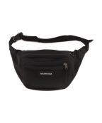 BALENCIAGA(バレンシアガ)の古着「エクスプローラー ベルトバッグ」|ブラック