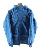 ()の古着「イスマスパーカー」 ブルー