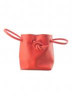 VASIC(ヴァジック)の古着「BOND 巾着バッグ」 トマトレッド