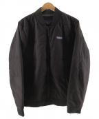 Patagonia(パタゴニア)の古着「Zemer Bomber Jacket」 ブラック