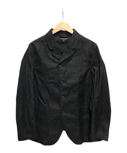 A vontade(アボンタージ)A vontade (アボンタージ) Mil. Hospital Jacket ブラック サイズ:Sの古着・服飾アイテム
