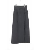 RIM.ARK(リムアーク)の古着「ウールスカート」