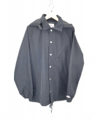 Battenwear(バテンウェア)の古着「フーデットコーチジャケット」