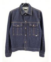 STABILIZER GNZ(スタビライザージーンズ)の古着「14ozデニムジャケット」