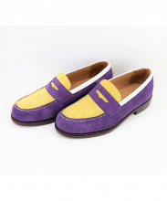 Hender Scheme(エンダースキーマ)の古着「typical color exception loafer」