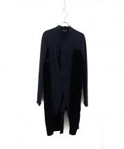 COMME des GARCONS(コムデギャルソン)の古着「ベロア切替デザインジャージーコート」